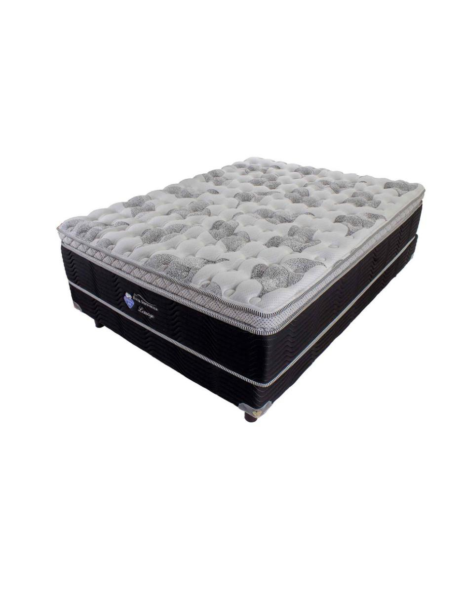 Spring air colch n queen size lounge - Colchones spring ...
